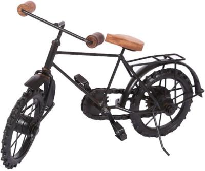Unique Design Cycle Handicraft Showpiece  -  16 cm