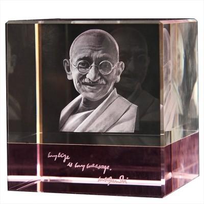 Eternal Gandhi Pink Bottom Mark II Showpiece  -  6 cm