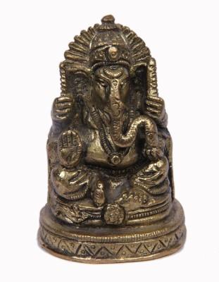 Artcraftindia Lord Ganesha Showpiece  -  7.1 cm