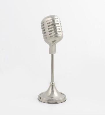 SWHF Mike Figurine Showpiece  -  11 cm(Aluminium, Steel)