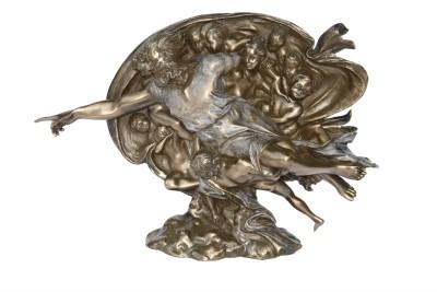 Eternia Home CREATION OF MAN Showpiece  -  19.5 cm