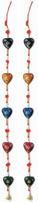 Surya Door Hanging Heart Showpiece  -  12 cm