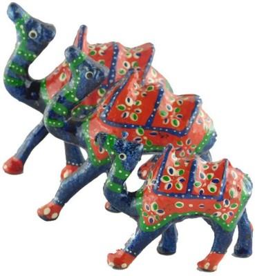 Chave Camel Set of Three Showpiece  -  4 cm
