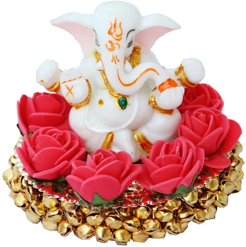Craft Junction Blessing Lord Ganesha On Bangles Showpiece - 9...