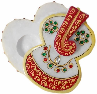 Gulshan Arts Crafts Ganesh chopra Showpiece  -  5 cm
