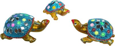 Narbman Tortoise Family Showpiece  -  4 cm