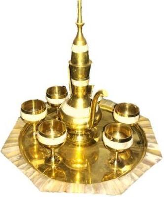 Inspiration World Vintage Souvenir Brass Show Pieces Showpiece  -  22 cm