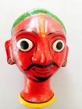 Craftchakra Human face pen stand Showpie...