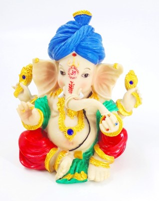 Swissport Ganesha Showpiece  -  15 cm