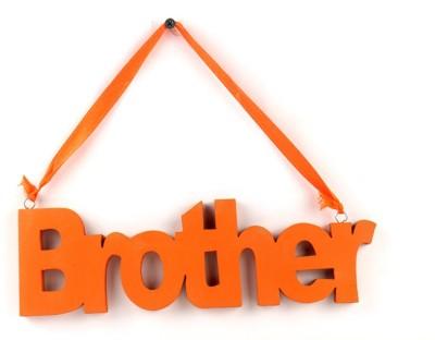 Casa Decor Brother Sign Showpiece  -  8 cm