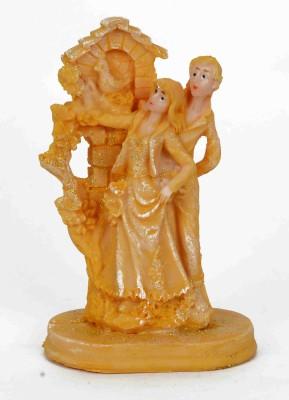 KHUSHI HANDICRAFTS COUPLE SHOPIECE Showpiece  -  12 cm