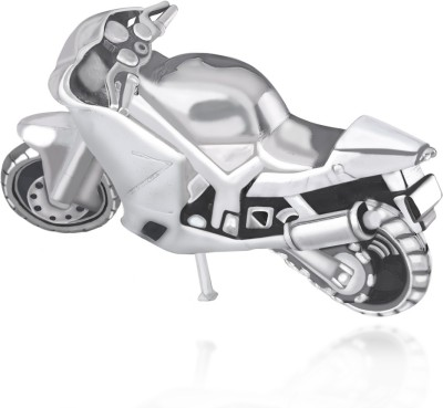 Taraash Showpiece  -  3.81 cm(Silver, Silver)