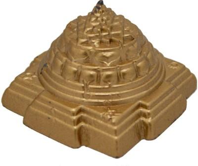 Divya Mantra Meru Shree Yantra Showpiece  -  2.5 cm