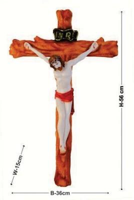K&P Jesus Christ NRI Showpiece  -  56 cm