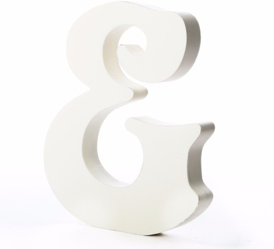 ShopperBay Alphabet & Showpiece  -  15.2 cm