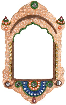 Ravishing Variety Mandir Showpiece  -  21 cm