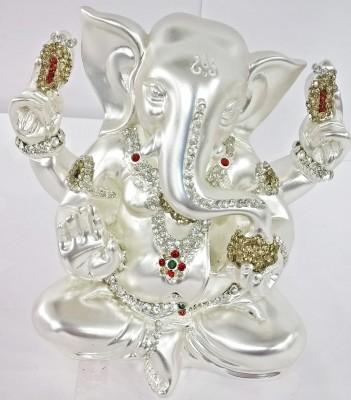 Eventz Gifts Ganesha Showpiece  -  5 cm