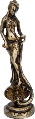 Aakrati Decorative Hotelwear Metal Figure Unique Gift Showpiece  -  24.13 cm