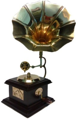 Inspiration World Miniature Decorative Gramophone Showpiece - 15 cm