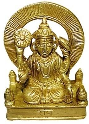 Vedic Vaani Surya Graha Idol Showpiece  -  10.7 cm