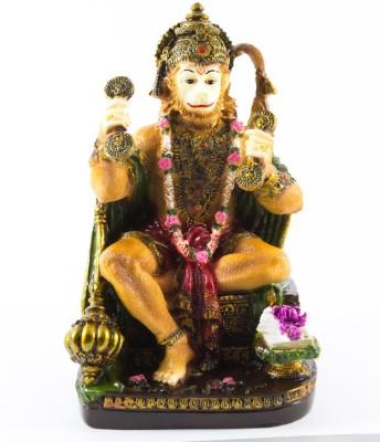 GiftsCellar Hanuman Ji Showpiece  -  22 cm