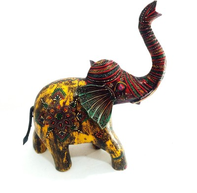 Shivay Arts Fine Emboss Showpiece  -  32 cm