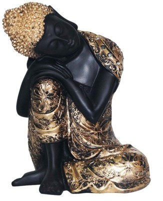 Odisha Bazaar Resting Buddha Showpiece  -  30 cm