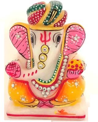 Govindam Pagdi Ganesha Showpiece  -  11 cm