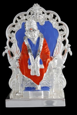 Aashirwad Sai Baba Showpiece  -  12 cm