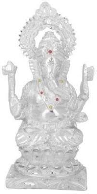 Divya Mantra Lord Siddhivinayak Ganesha Idol Showpiece  -  26 cm