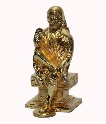 Artcraftindia Sai Baba Showpiece  -  7.5 cm