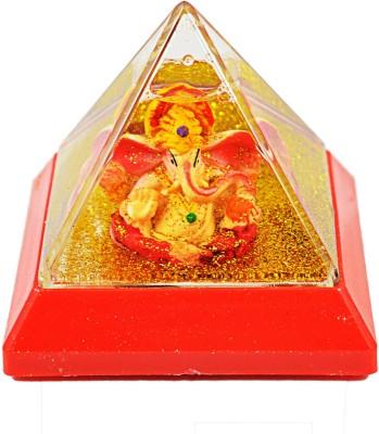 GiftsCellar Ganesh ji in Showpiece  -  9 cm