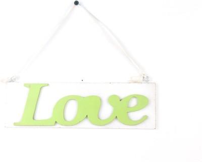 Casa Decor Love Sign Showpiece  -  8 cm
