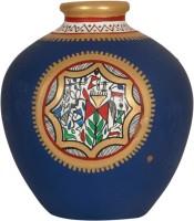 Unravel India Showpiece  -  15 cm(Terracotta, Gold) best price on Flipkart @ Rs. 649
