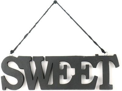 Casa Decor Sweet Sign Showpiece  -  8 cm