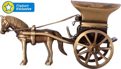 Being Nawab Classic Chariot Showpiece  -  6.985 cm