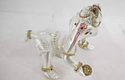Eventz Gifts Laddoo Ganesh Showpiece  -  9 cm