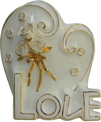 GiftsGannet Decorative Showpiece with Love Showpiece  -  26 cm