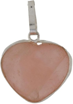 ByCue Rose Quartz Pendent Showpiece - 1 cm(Stoneware, Pink)