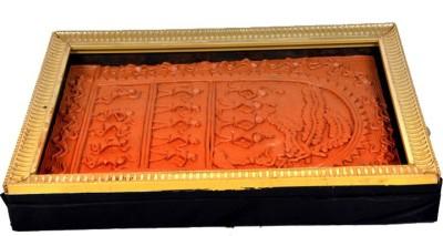 MayurShilpa Mural Wall Hangings Showpiece  -  39 cm