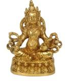 Vastu Kuber Showpiece  -  12 cm (Brass, ...