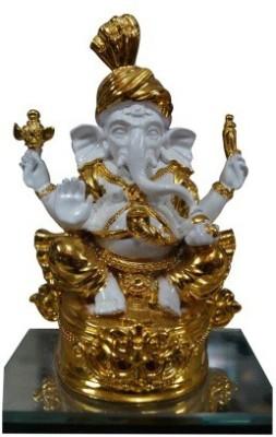 Anokhi ADA Ganpati Showpiece  -  18 cm