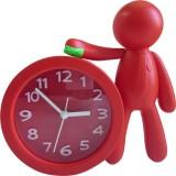 Hickoo Plastic Desk Clock (Plastic) Show...