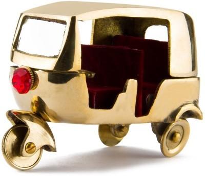 Vintage Crafts Auto Riksha Showpiece  -  8.5 cm