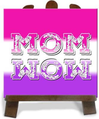Tiedribbons Multi Colored Gift For Mom Tile Showpiece  -  28 cm(Ceramic, Multicolor)