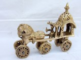 KKI Village Bullock Carts Showpiece  -  ...