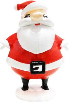 Fancy Interio Santa Claus Showpiece  -  10 cm