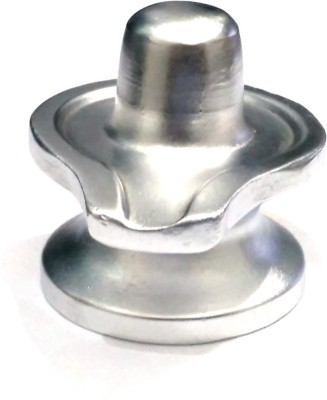 APDI Pure parad Shivling 500 gm Showpiece  -  6 cm