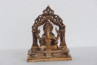 Prachin Art Gallary Ganesha Showpiece  -  12 cm
