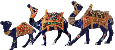 Surya Elegant Rajasthani B-3 Showpiece  -  12 cm